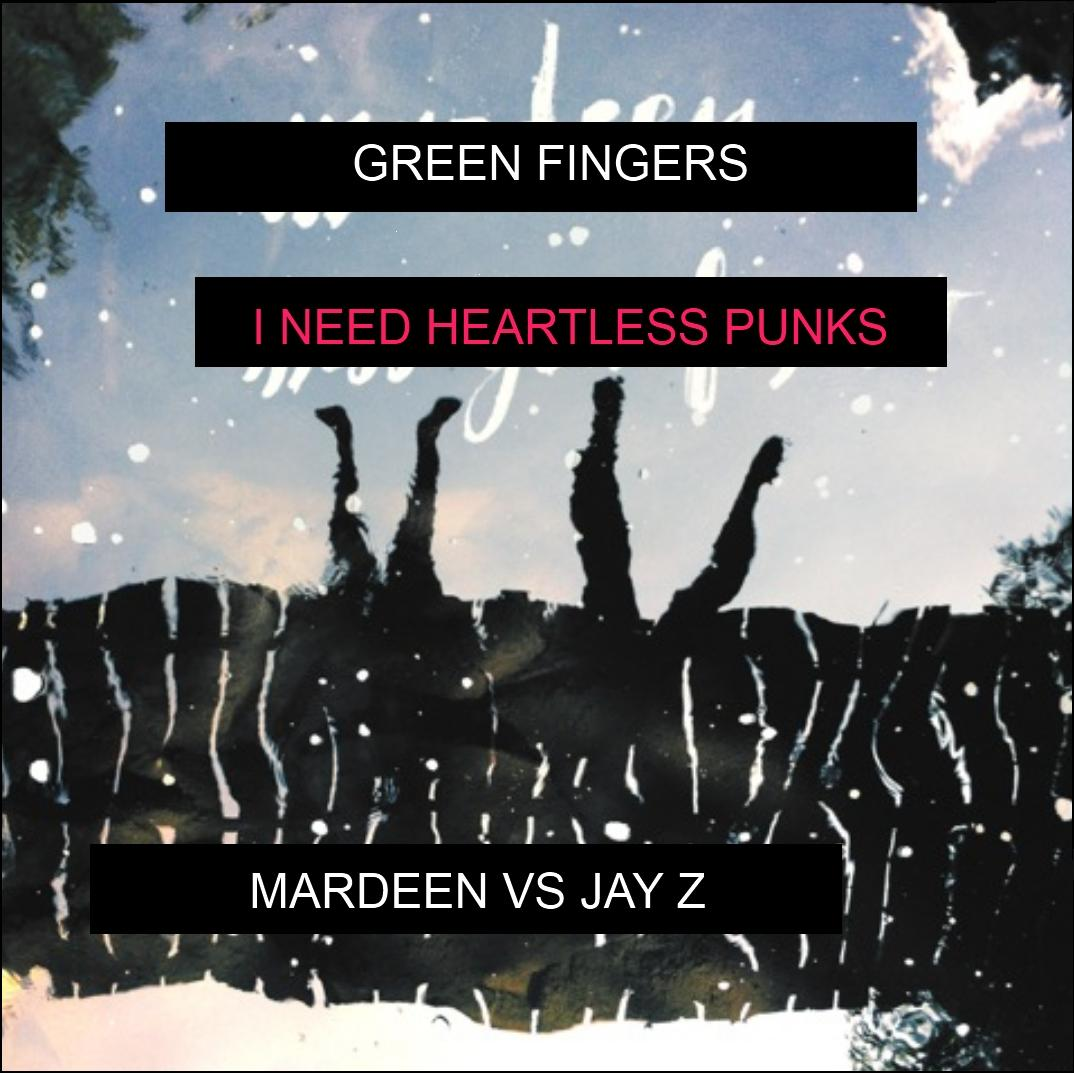 Mardeen Vs Jay Z cover