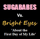 Sugababes vs Bright Eyes cover