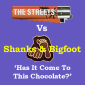 The Streets Vs Shanks and Bigfoot cover